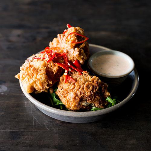 Herb-Spiced Chicken